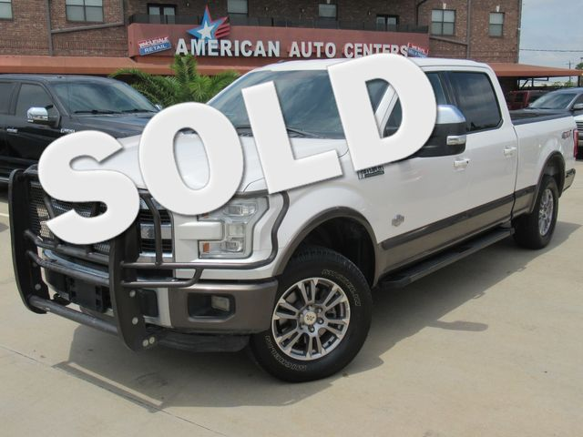 2016 Ford F-150 King Ranch | Houston, TX | American Auto Centers in Houston TX