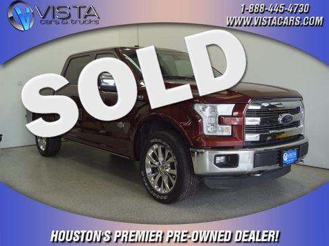 2016 Ford F-150 King Ranch in Houston, Texas
