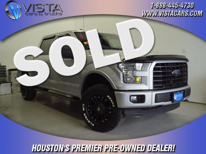 2016 Ford F-150 XLT  city Texas  Vista Cars and Trucks  in Houston, Texas