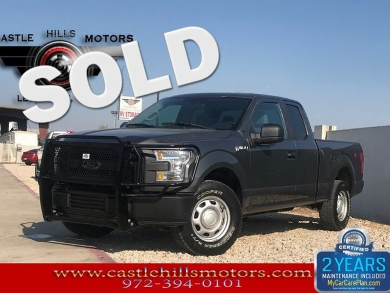 2016 Ford F-150 XLT | Lewisville, Texas | Castle Hills Motors in Lewisville Texas