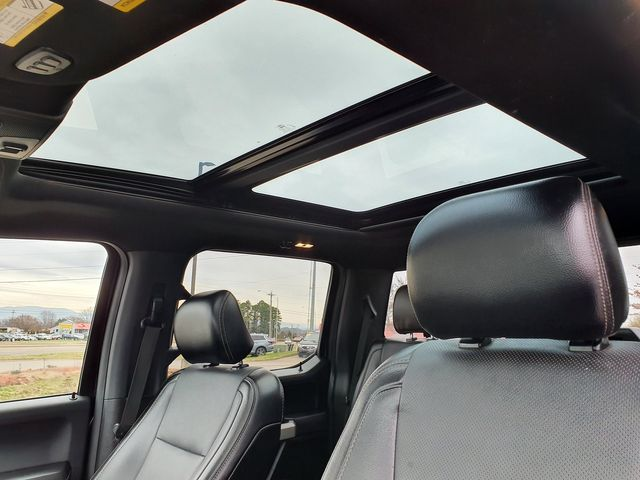2016 Ford F-150 Lariat 4X4 5.0L w/Panoramic/Navigation in Louisville, TN 37777