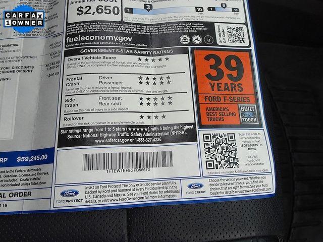 2016 Ford F-150 Lariat Madison, NC 69