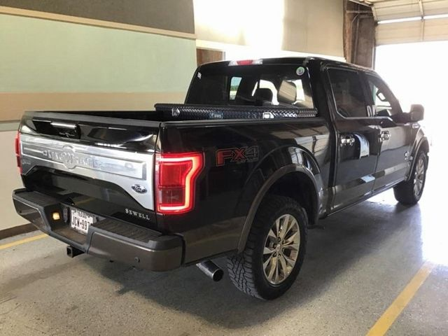 2016 Ford F-150 King Ranch Madison, NC 1