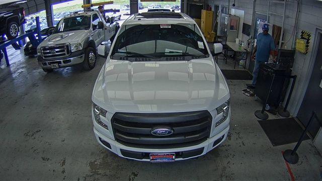 2016 Ford F-150 Lariat Madison, NC 5