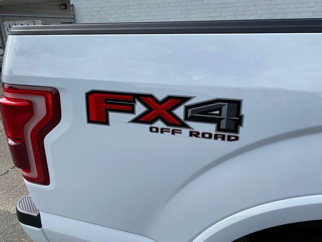 2016 Ford F-150 Lariat Madison, NC 19