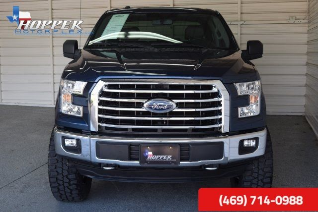 2016 Ford F-150 XLT LIFTED HLL in McKinney, Texas 75070