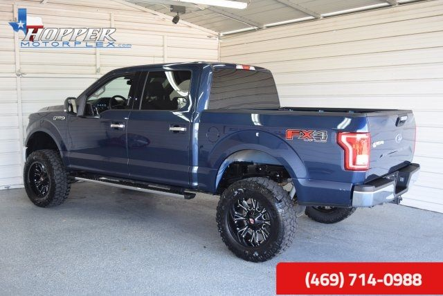 2016 Ford F-150 XLT LIFTED!! HLL in McKinney Texas, 75070