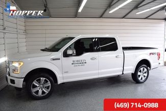 2016 Ford F-150 Platinum in McKinney Texas, 75070