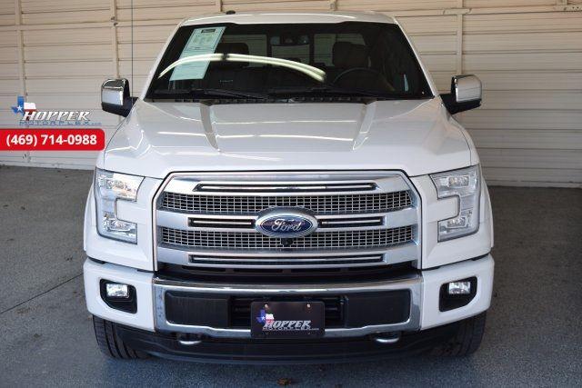 2016 Ford F-150 Platinum in McKinney Texas, 75070