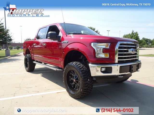 2016 Ford F-150 XLT NEW LIFT/CUSTOM WHEELS AND TIRES