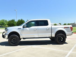 2016 Ford F-150 Lariat LIFT/WHEELS AND TIRES in McKinney, TX 75070