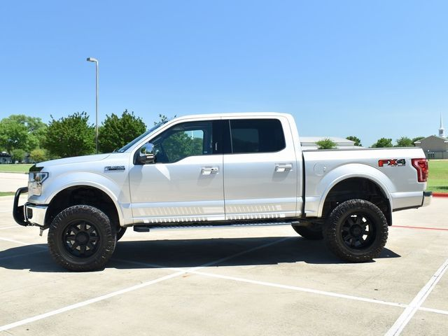 2016 Ford F-150 Lariat LIFT/WHEELS AND TIRES