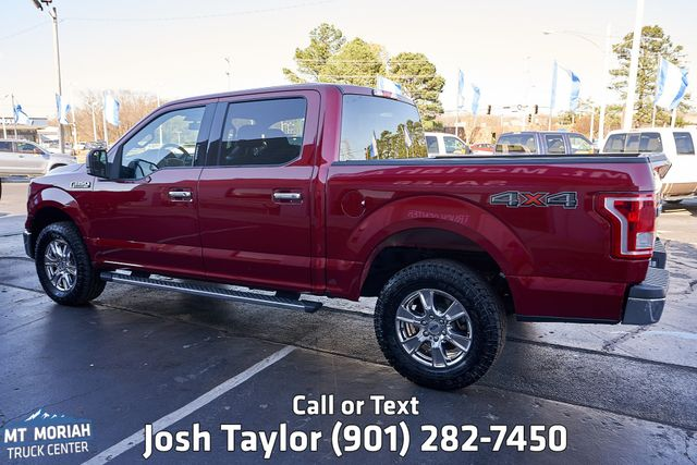 2016 Ford F-150 XLT in Memphis, Tennessee 38115