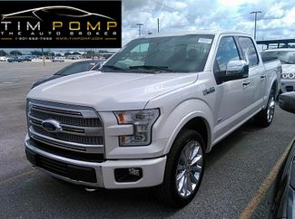 2016 Ford F-150 Platinum PANO ROOF NAVIGATION LEATHER SEATS in Memphis, Tennessee 38115