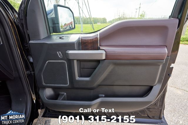 2016 Ford F-150 Platinum in Memphis, Tennessee 38115