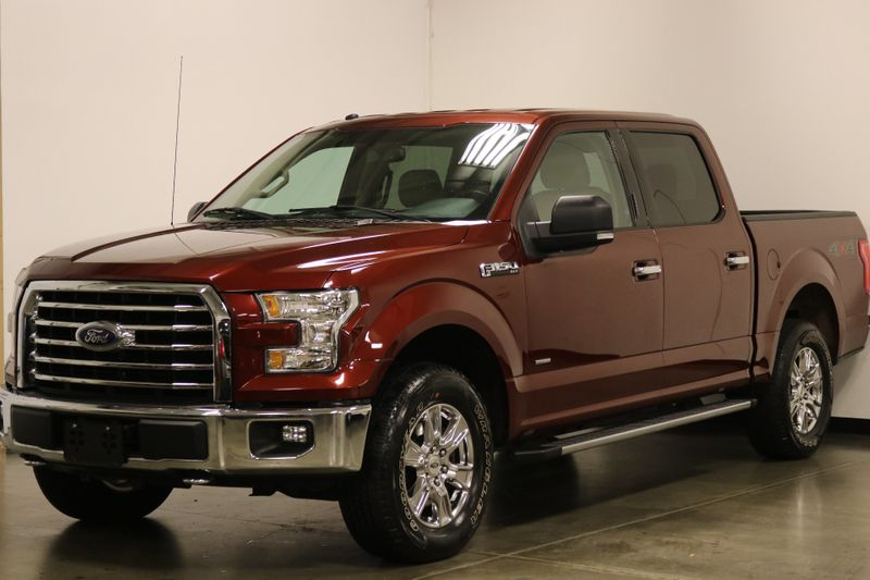 2016 Ford F-150 XLT 4X4    city NC  The Group NC  in Mansfield, NC