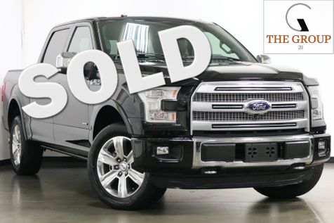 2016 Ford F-150 4X4 Platinum in Mooresville