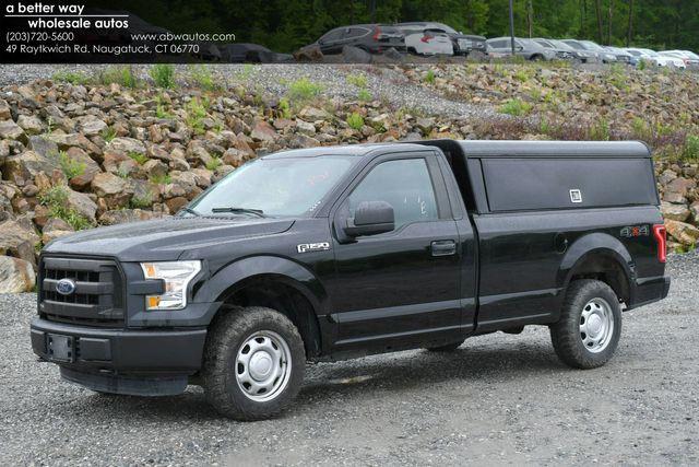 2016 Ford F-150 XL 4WD Naugatuck, Connecticut