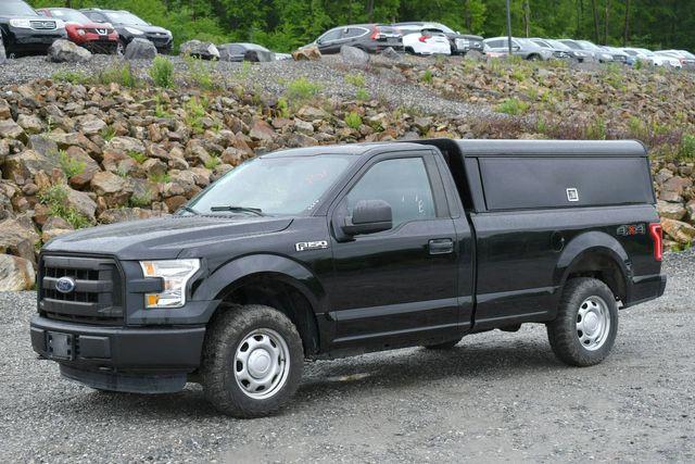 2016 Ford F-150 XL 4WD Naugatuck, Connecticut 2