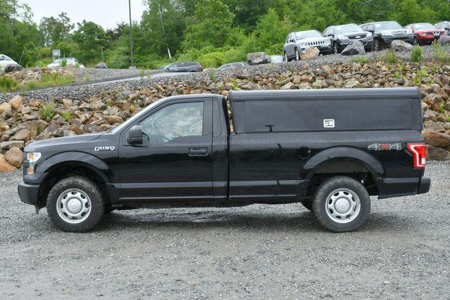 2016 Ford F-150 XL 4WD Naugatuck, Connecticut 3