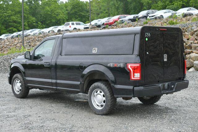 2016 Ford F-150 XL 4WD Naugatuck, Connecticut 4