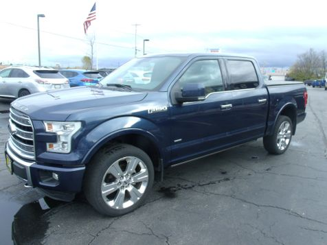 2016 Ford F-150 Limited | Rishe's Import Center in Ogdensburg, New York