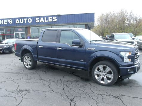 2016 Ford F-150 Limited | Rishe's Import Center in Ogdensburg, NY