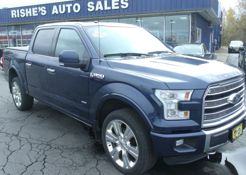 2016 Ford F-150 Limited | Rishe's Import Center in Ogdensburg New York