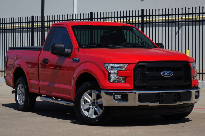 2016 Ford F-150 XL* Factory Warranty*EZ Financing** | Plano, TX | Carrick's Autos in Plano TX