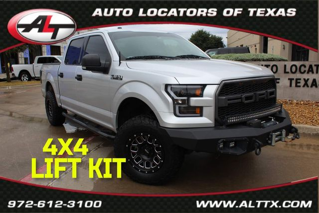 2016 Ford F-150 XLT in Plano, TX 75093