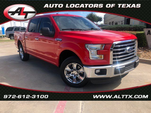 2016 Ford F-150 XLT with NAVIGATION
