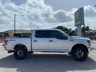 2016 Ford F-150 F-150 V8  XLT CREW-CAB CARFAX CERTIFIED   Plant City Florida  Bayshore Automotive   in Plant City, Florida