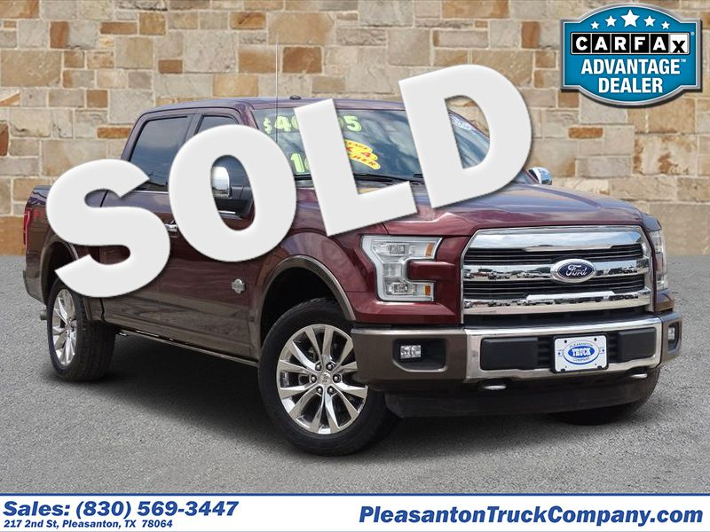 2016 Ford F-150 King Ranch | Pleasanton, TX | Pleasanton Truck Company in Pleasanton TX