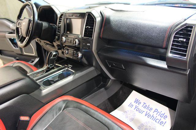 2016 Ford F-150 crew cab 4x4 Lariat in Roscoe IL, 61073