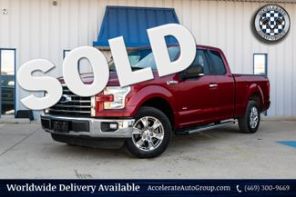2016 Ford F-150 XLT in Rowlett