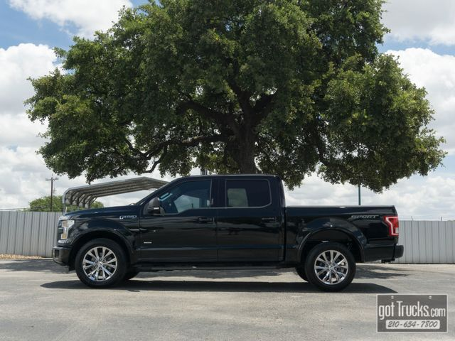 2016 Ford F-150 Crew Cab XLT EcoBoost