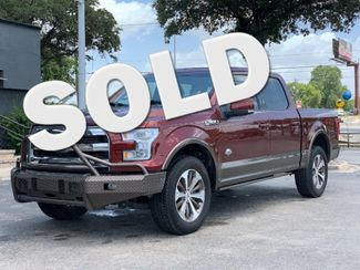 2016 Ford F-150 King-Ranch SuperCrew 5.5-ft. 4WD in San Antonio, TX 78233