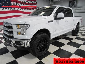 2016 Ford F-150 Lariat 4x4 Eco Boost White 20s New Tires 1 Owner in Searcy, AR 72143