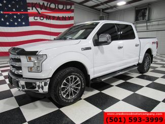 2016 Ford F-150 Lariat 4x4 FX4 5.0L White 1 Owner Roof Nav CLEAN in Searcy, AR 72143