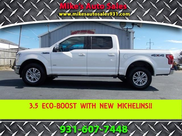 2016 Ford F-150 Lariat Shelbyville, TN