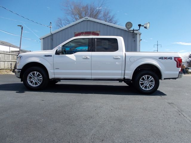 2016 Ford F-150 Lariat Shelbyville, TN 1
