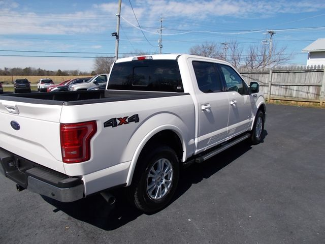 2016 Ford F-150 Lariat Shelbyville, TN 12