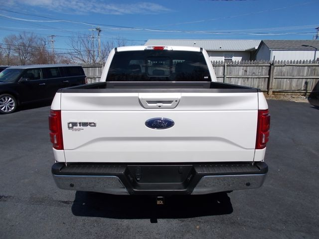 2016 Ford F-150 Lariat Shelbyville, TN 13