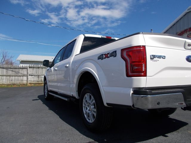 2016 Ford F-150 Lariat Shelbyville, TN 3