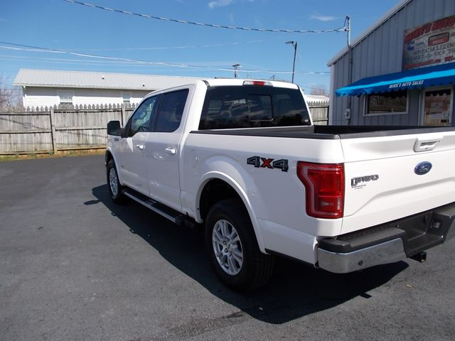 2016 Ford F-150 Lariat Shelbyville, TN 4