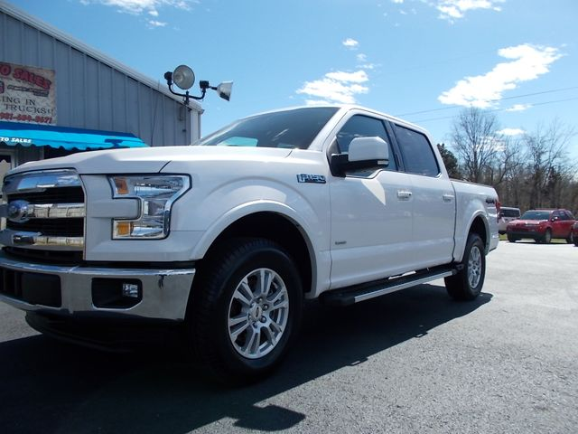 2016 Ford F-150 Lariat Shelbyville, TN 5