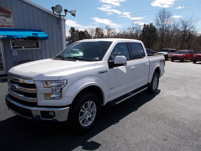 2016 Ford F-150 Lariat Shelbyville, TN 6