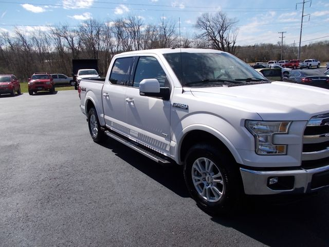 2016 Ford F-150 Lariat Shelbyville, TN 9