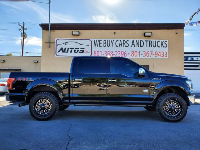 2016 Ford F-150 Super Crew King Ranch 4x4 in American Fork, Utah 84003