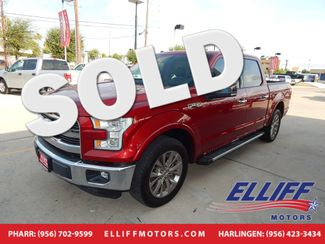 2016 Ford F-150 Lariat Super Crew in Harlingen, TX 78550